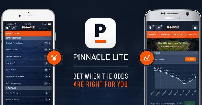 pinnacle app account